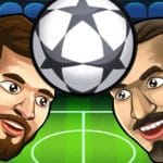 Jeu Head Soccer Football Game