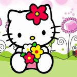 Hello Kitty Jigsaw
