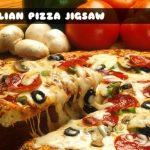 Jeu Italian Pizza Jigsaw