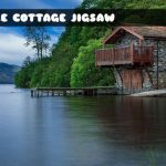 Lake Cottage Jigsaw