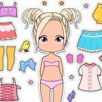 Jeu Lovely Doll Creator