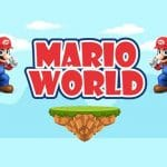 Jeu Mario World