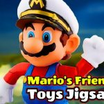 Jeu Mario's Friends Toys Jigsaw