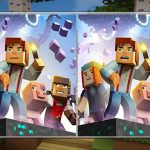 Jeu Minecraft Differences