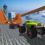 Monster Truck Ramp