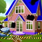 Murdering Butcher Villa Escape
