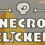 Jeu Necro clicker