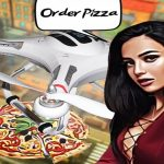 Pizza Drone Delivery