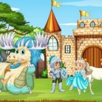Jeu Princess And Dragon