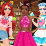 Jeu Princess Cupcake