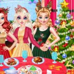 Jeu Princess Perfect Christmas Party Prep