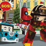 Robot Car Emergency Rescue 2