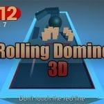 Jeu Rolling Domino 3D