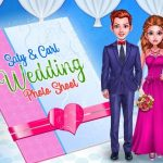 Jeu Saty & Carl Wedding Photo Shoot