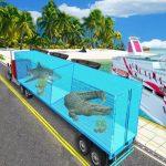 Jeu Sea Animal Transport Truck