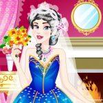 Jeu Sleeping Princess Wedding Dress up