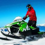 Jeu Snowmobile Jigsaw