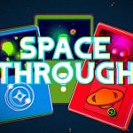 Space Through – Card Clicker Game