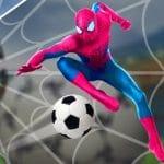 Jeu Spider man Football Game