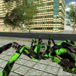 Jeu Spider Robot Transformation