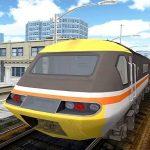 Super Drive Fast Metro Train Game