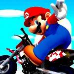 Jeu Super Mario Wheelie