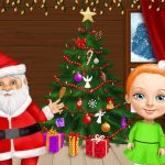 Jeu Sweet Baby Girl Christmas