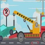 Jeu Towing Trucks Differences
