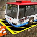 Jeu Vegas City Highway Bus: Parking Simulator