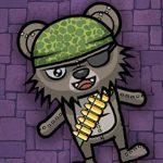 Zombie Bears Night Shooting