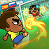 Jeu Foot Chinko World Cup