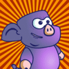 Jeu Ninja Pig