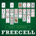 Jeu Best Classic Freecell Solitaire