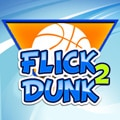 Jeu Flick 2 Dunk
