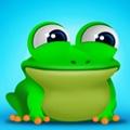 Jeu Frogger Jump