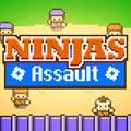 Jeu Ninjas Assault
